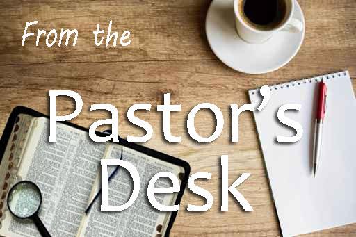 Pastors-Desk