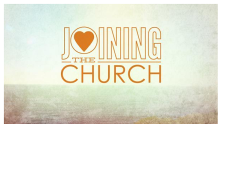 join church
