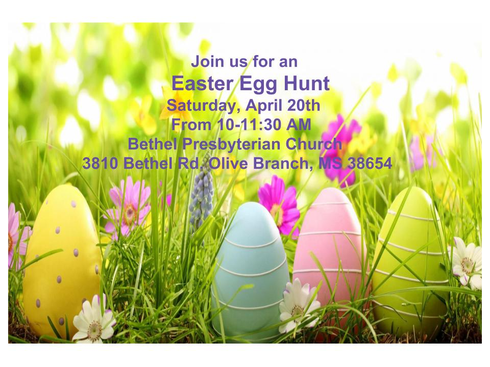 easter egg hunt 19